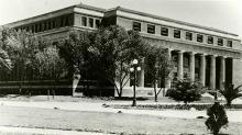 University of Arizona Old Engineering Building in 1919